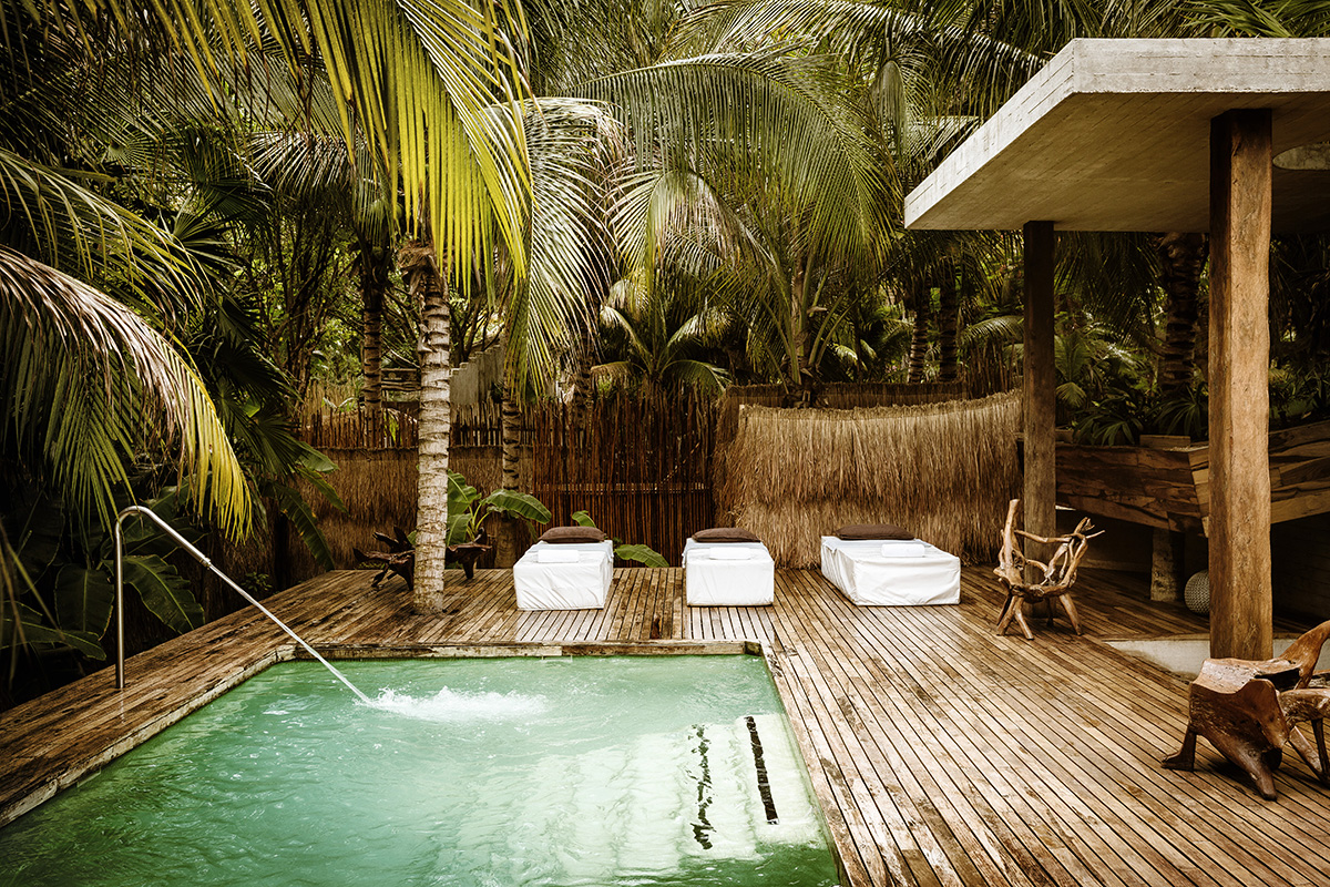 Be Tulum Home Of The Barefoot Spirit Hotel Private